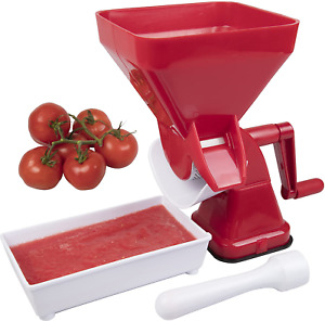 Tomato Food Strainer And Sauce Maker- Juicer Food Mill For Easy Purees- No Corin