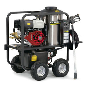 Reconditioned SGP-403537E 3500 PSI 3.5 GPM Hot Water Gas Pressure Washer