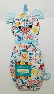 *The Pioneer Woman Mazie Pig Reusable Bag Saver NEW ready 2 ship