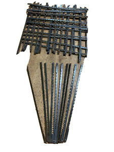"""10 Pcs American Copping Saw Blade,6"""" L ,pin Ends,8 TPI"""