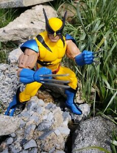 Marvel Legends 12quot; Large Wolverine Custom Metal Claws Stainless Steel 6 Pc Set $20.00