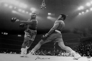 Muhammad Ali Poster 24x36 inch rolled wall poster $10.00
