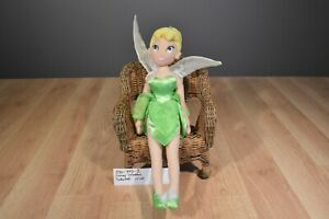 Disney Collections Tinkerbell Plush 310 442 2 $20.00
