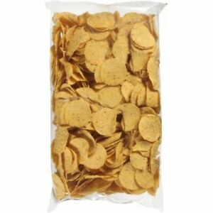 Mexican Original Stone Ground Yellow Corn Pre Fried Tortilla Chips, 2 Pound -- 3