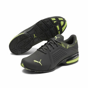 PUMA Men#x27;s Viz Runner Graphic Sneakers