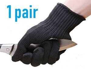 Safety Cut Resistant Gloves Anti-Cutting Kitchen Butcher Protection Breathable