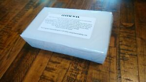 Premium Cheese Wax 1 LB block Sealed Retail CLEAR Free Priority Mail in US $15.75