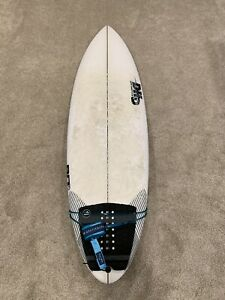Daren Handley Designs Black Diamond 5'10 Surfboard