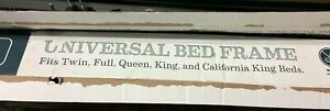 NEW Premium Universal Bed Frame Supports Twin Full Queen King California King