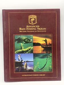 Ultimate Bass Fishing Library Advanced Bass Fishing Skills Best Lures Book