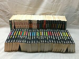 Lot of *61* Vintage Mack Bolan The Executioner Book Numbers 174 242 some missin