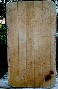 "VTG 18'5"" Old Country WOOD Cutting Board - Cheese - Charcuterie"