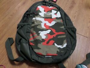Under Armour Scrimmage 2.0 Backpack 331.Outpostgrn Camo OS 1342652 $39.99