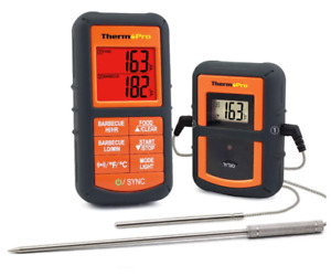 ThermoPro TP-08S Digital Wireless Meat Thermometer