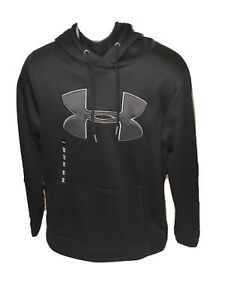 Black Under Armour Hoodie Small $49.95