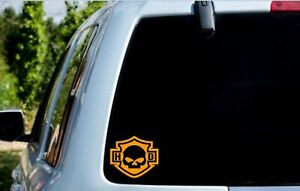 Harley Davidson decal You pick color