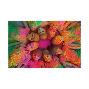 Colorful Kids Canvas Poster Art Picture Prints Home Wall Hanging Decor