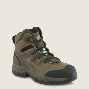 NEW Men#x27;s Redwing Boots Steel toe puncture water proof size 11.5 3561
