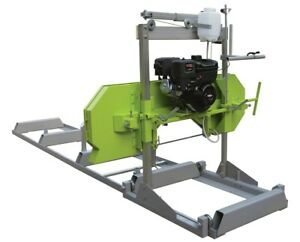 Timber Tuff Tools Saw Mill with Briggs & Stratton Engine