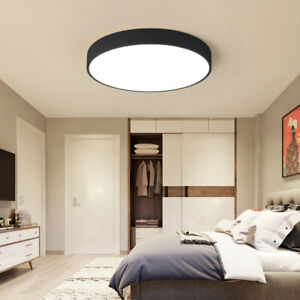 Contemporary LED Ceiling Light Flush Mount Pendant Lamp Fixture Bathroom Bedroom