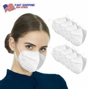 10-Pack~3D Design K95N Face Covers Maask~New and Sealed~Fast ship from USA