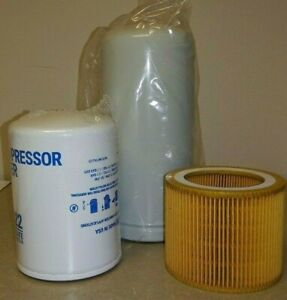 Replacement INGERSOLL RAND UP6 5 thru UP6 15C Filter Kit $100.00