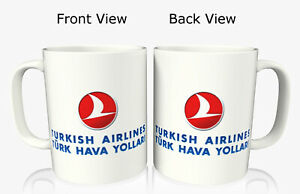 Turkish Airlines Coffee Mug