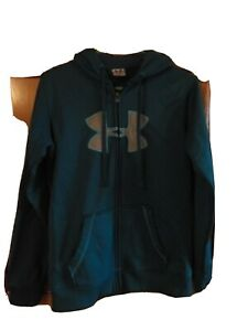 Women's Under Armour Zip up Hoodie Jacket Size Medium $16.00