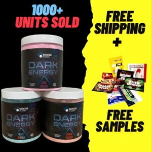 DARK ENERGY Pre Workout FREE Samples amp; FAST FREE Shipping Original Formula