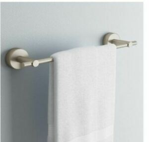 Glacier Bay Innburg 18 in. Towel Bar, Brushed Nickel