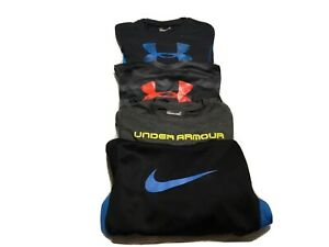Under Armour & Nike Boys Size 6 Fall Winter Clothing Lot Hoodie Tops $69.99