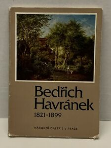 Bedrich Havranek, Czech Romanticism, Romanticist painter, in Czech