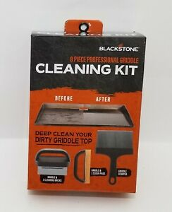 #Blackstone 8 Piece Griddle/Cleaning Kit for Hot/Cold Surfaces Same day Shipping