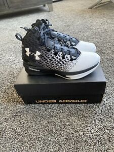 Under Armour Mens Clutchfit Drive 3 Basketball Shoes Sz 8.5M 10W NEW 1276394 001 $49.99