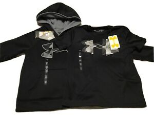New Under Armour Storm Youth Boys Small Medium 7 8 Hoodie & Tee Lot YSM $54.99