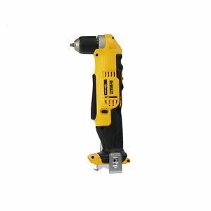 Dewalt 20V MAX Lithium Ion Cordless Right Angle Drill (3/8-Inch)