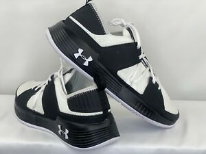 Mens Under Armour Showstopper 2.0 Cross Training Shoes 3021702 100 15 $55.00