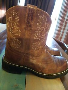 Women's Ariat Fatbaby Boots Size 8.5 B $14.00