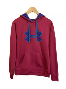 Under Armour Storm Womens Long Sleeve Hoodie Sweatshirt Size Small SM P $24.00