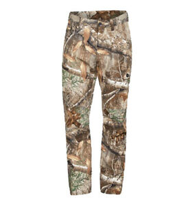 Under Armour UA Storm Field Ops Hunting Pants RealTree Camo 1313212 991 34x32 $59.99