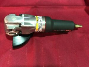 INGERSOLL RAND P N 3445 4.5quot; AIR ANGLE GRINDER SUPER DUTY $276.18