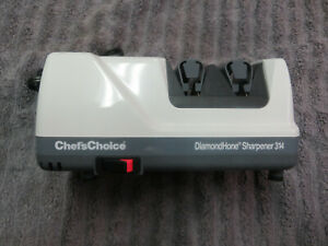 CHEFS CHOICE M314 PROFESSIONAL DIAMOND HONE 2 STAGE SHARPENER