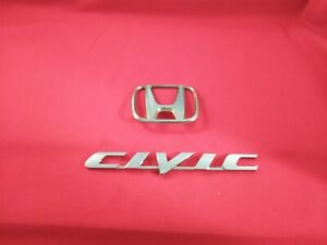 oem used auto parts 06 07 08 HONDA CIVIC EMBLEM AND HONDA EMBLEM AND HONDA EMBL