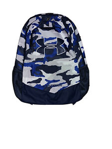 Under Armour Blue Camo Backpack NWT $45.00