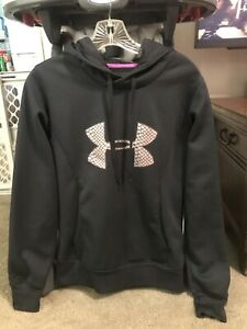 Under Armour Cold Gear Sweatshirt Hoodie Women's Size Small $11.99