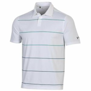 Under Armour Performance Target Stripe Golf Polo $37.99