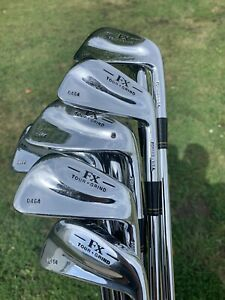 Tour Issued Custom Ram fX Tour Grind Iron Set 1 pw Nick Price