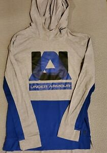 Boys Youth Large Under Armour Hoodie Shirt NWOT $4.00