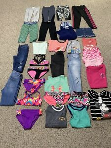 Under Armour and girls clothes lot $25.00