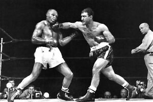 Rocky Marciano Poster 24x36 inch rolled wall poster $10.00